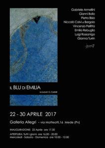 Il Blu di Emilia - Mostra
