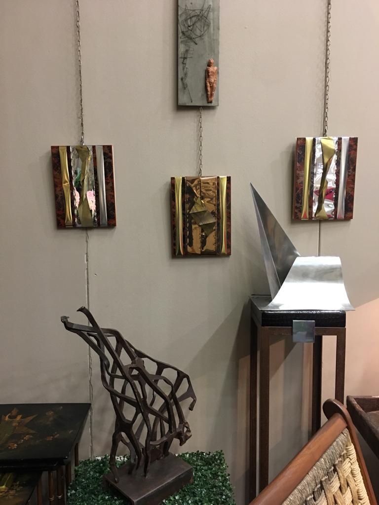 Opere in mostra a Modenantiquaria